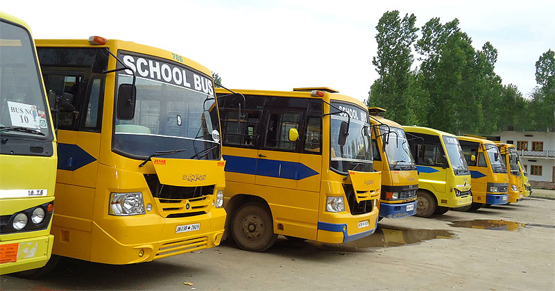 School Transport Management